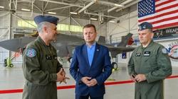 F-35 dla Polski. Szef MON: Dołączymy do elity - miniaturka