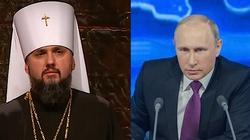 Ukraińska cerkiew niezależna od Moskwy. Patriarcha Konstantynopola podpisał dokument - miniaturka