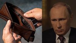 W Rosji za Putina bieda aż piszczy! Ludzi nie stać nawet na buty - miniaturka