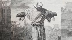 Jan Gabriel Perboyre - święty męczennik z Wuhan. Zmarł uduszony na krzyżu - miniaturka