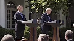 Donald Trump publikuje spot po wizycie prezydenta Andrzeja Dudy. ,,Nasza więź została ukuta podczas bitew'' - miniaturka