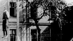 Michał Kruk - pierwszy Polak publicznie stracony za pomaganie Żydom - miniaturka
