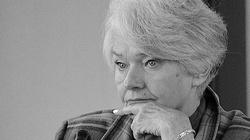 Krystyna Łybacka nie żyje. Była minister i wieloletnia posłanka SLD miała 74 lata - miniaturka