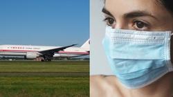 Walka z koronawirusem. Samolot z Chin już w Polsce - miniaturka
