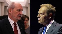 Antoni Macierewicz: Tusk jest odpowiedzialny za kłamstwo smoleńskie i przemysł pogardy! - miniaturka