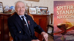 Spitfire stanął na ogonie – książka wyjątkowa - miniaturka