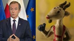 Brudziński: Ci co roją sobie, że Grodzki będzie królem Polski, niech poczytają Koziolka Matolka - miniaturka