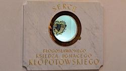 Cud za wstawiennictwem bł. ks. Ignacego Kłopotowskiego - miniaturka