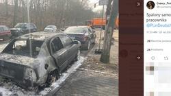 Berlin: Podpalono samochód polskiej dyplomacji. Gmyz: Ciężko uznać to za zwykłą sprawę - miniaturka