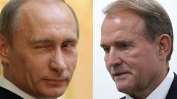 V kolumna Kremla na Ukrainie: Medwedczuk i Kozak mieli przekazać Rosjanom tajne dane - miniaturka