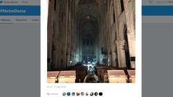 Konstrukcja Notre-Dame uratowana!!! Straty są jednak ogromne [ZDJĘCIA WNĘTRZA] - miniaturka