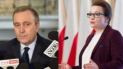 Minister Anna Zalewska pozwała Schetynę - miniaturka