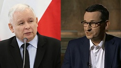 Morawiecki broni prezesa PiS: Czasami muszą paść takie męskie słowa - miniaturka
