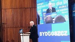 Mocne! Jarosław Kaczyński w Bydgoszczy o historii ,,pewnej partii'' - miniaturka