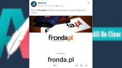 Portal Poświęcony Fronda.pl także na Albicla.com. Zachęcamy do obserwowania! - miniaturka