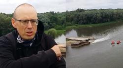 Bodakowski: Ścieki w Wiśle. Greenpeace robi sesję w szambie. Ani słowa o Trzaskowskim, ale atakują PiS - miniaturka
