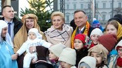Prezydent: Ten Orszak promieniuje ze stolicy na całą Polskę i świat - miniaturka