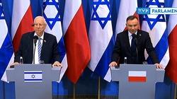 Prezydent Andrzej Duda: Apelujemy o niezakłamywanie historii! - miniaturka