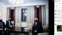 Orban zamieścił zdjęcie z Kaczyńskim, internauci drwią. ,,Zleciało się lewactwo, nie ma kto na GW komentować'' - miniaturka