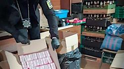 Cela plus: Policja uderza w handel lewymi papierosami - miniaturka