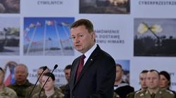 Szef MON: Udowodniliśmy, że wojsko jest dla nas priorytetem - miniaturka