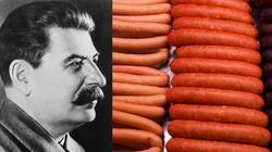 W Rosji będą produkować kiełbasy na cześć Stalina i ZSRR - miniaturka