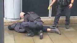 Manchester: Atak nożownika. Są ranni - miniaturka