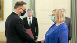 Małgorzata Manowska powołana na stanowisko I Prezesa Sądu Najwyższego - miniaturka