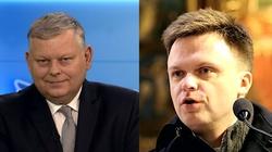 Marek Suski: 50 twarzy Szymona Hołowni - miniaturka