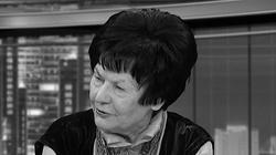 Nie żyje Marta Olszewska, żona śp. premiera Jana Olszewskiego - miniaturka