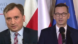 Spór z UE. Co trzeci Polak uważa, że straciła na nim cała Zjednoczona Prawica - miniaturka