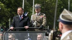 Prezydent Duda na defiladzie: Mamy wielkie ambicje - miniaturka