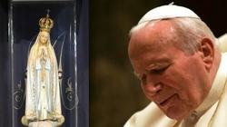 Jak Maryja ocaliła Jana Pawła II przed śmiercią - miniaturka