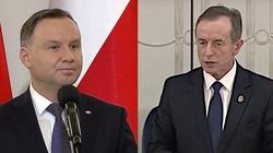 Dzisiaj odbędzie się spotkanie Dudy i Grodzkiego dotyczące wyborów, Prezydent zaapeluje o szybkie przyjęcie ustawy wyborczej - miniaturka