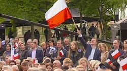 ,,Głosując na Prawo i Sprawiedliwość, głosujesz za Polską!'' - miniaturka