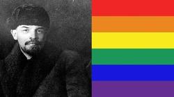 Rozkoszna dupa Lenina. Bolszewickie korzenie homorewolucji - miniaturka