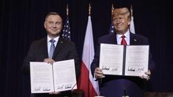 Jacek Sasin: Ta wizyta prezydenta Dudy w USA to absolutny przełom! Polska jest o wiele bardziej bezpieczna - miniaturka