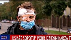 Kasta basta. ,,Mały Książę Trójmiasta'' nie trafi do aresztu za dotkliwe pobicie operatora TVP - miniaturka