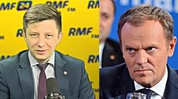 Michał Dworczyk: Tusk podjął jedyną racjonalną decyzję. Uznał, że nie warto ryzykować konfrontacji z Andrzejem Dudą - miniaturka