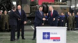 Offset podpisany. Szef MON: To olbrzymia szansa na rozwój dla polskiego przemysłu zbrojeniowego - miniaturka