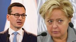 Premier Morawiecki odwiedził Małgorzatę Gersdorf - miniaturka