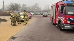 Holandia: Wybuch w centrum testowania na koronawirusa. ,,Podłożono ładunek'' - miniaturka