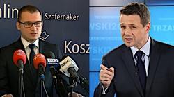 Paweł Szefernaker: Trzaskowski bezczelnie kłamie! PiS przywrócił posterunki zlikwidowane przez PO - miniaturka