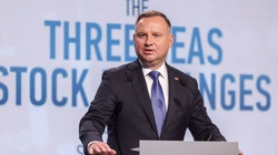Prezydent Duda podczas otwarcia Konferencji Giełd Trójmorza: To największa szansa dla nas Polaków od XVII wieku - miniaturka