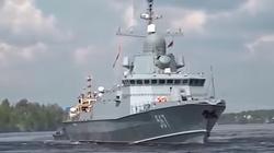 Rosja straszy. Nowe okręty przy Mierzei Wiślanej - miniaturka