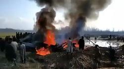 Pakistan zestrzelił dwa indyjskie samoloty wojskowe - miniaturka