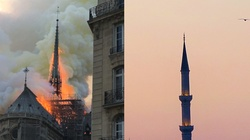 Iglicę Notre-Dame zastąpi minaret?! - miniaturka