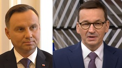 Zatrzymanie Nawalnego. Jest reakcja prezydenta Dudy i premiera Morawieckiego - miniaturka