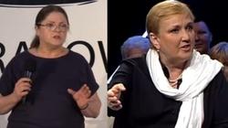 Prof. Pawłowicz ostro do Thun: Zakłamana kobieto!!! - miniaturka