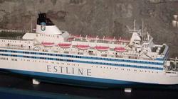Zderzenie promu z rosyjska łodzią podwodną prawdopodobną przyczyną zatonięcia ,,Estonii''? - miniaturka